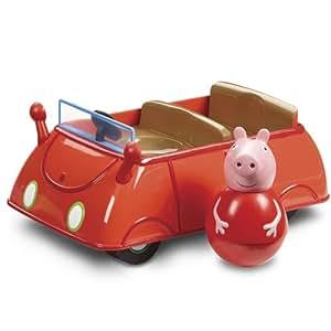 peppa pig voiture bail n bandai 84334 jeux. Black Bedroom Furniture Sets. Home Design Ideas