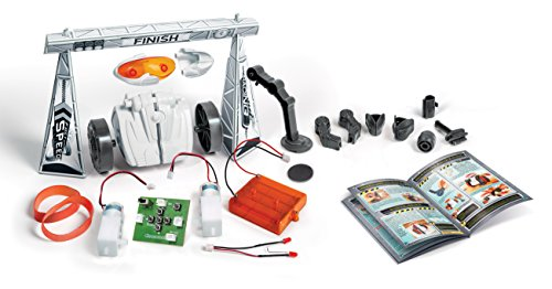 41HD3ikUE0L - Ciencia y Juego - Mio, el robot programable (Clementoni 550616)