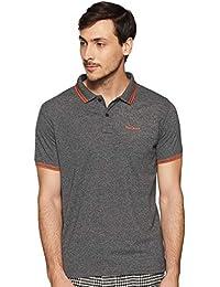 Amazon.in  Blacks - T-Shirts   Polos   Men  Clothing   Accessories f3edbb071e