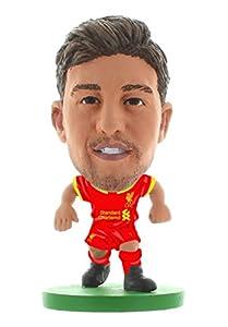 SoccerStarz SOC740 - Figura Decorativa de la versión 2017 de Liverpool Adam Lallana