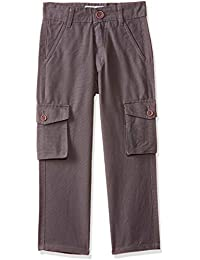 612 League Boys' Regular Fit Trousers