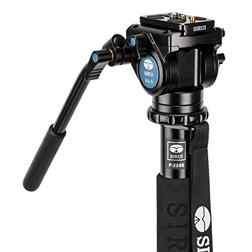 Best Saving for SIRUI P-224SR/VA-5 Monopod with Stand Spider and Video Head – Carbon Review