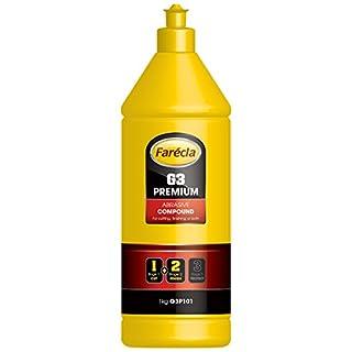 FARECLA G3P101 G3 Premium Abrasive Compound-1kg
