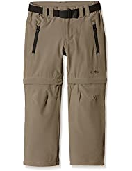 CMP 3T51644 Pantalone Zip Off, Bambino, Cactus, 140, Cactus, 140