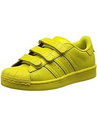 ad1e9e1aa ... inexpensive adidas superstar foundation zapatillas de baloncesto unisex  niños 865d9 d10a0