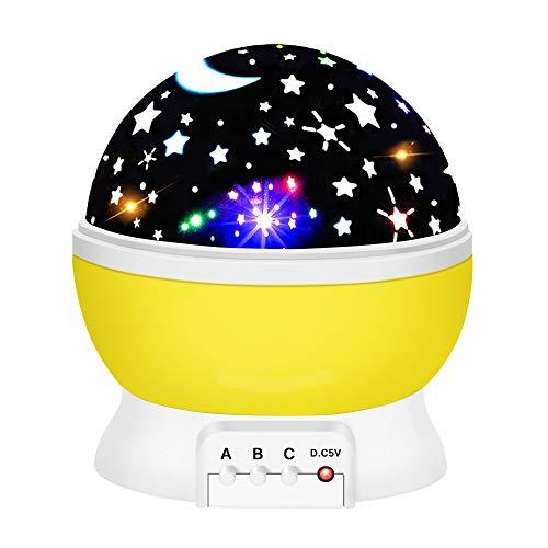 KITY Juguetes para niños de 1 a 2 años de Edad, proyector...