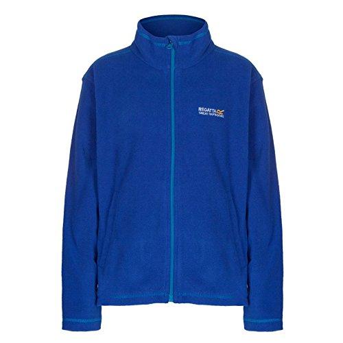 Regatta Boys & Girls King Lightweight Fleece II Full Zip Fleece Jacket (Kinder Full Zip Fleece)