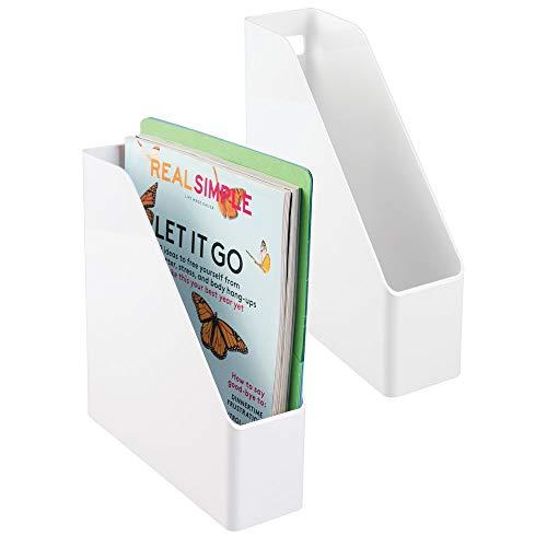 MDesign Set archivador plástico - 2 unidades - El