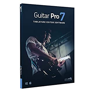 Guitar pro Version 7.5