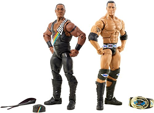 wwe-elite-collector-the-nation-of-domination-the-rock-faarooq-by-mattel