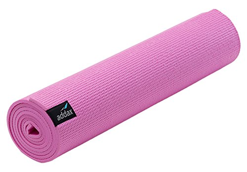 Addax Yoga Mat - 4mm Pink