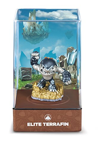 Skylanders Trap Team -Premium Collection Terrafin - Ps3 Skylanders Figuren