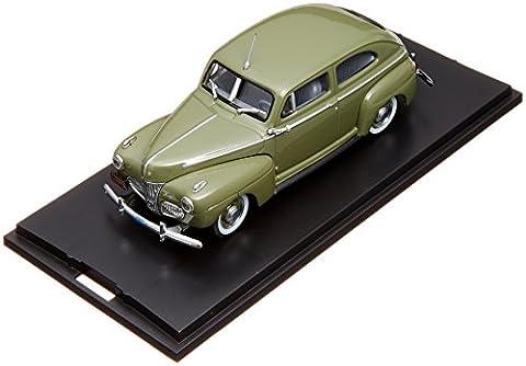 American Heritage Models 1/43 1941 Ford Super Deluxe (Lockhaven Green) (japan import)