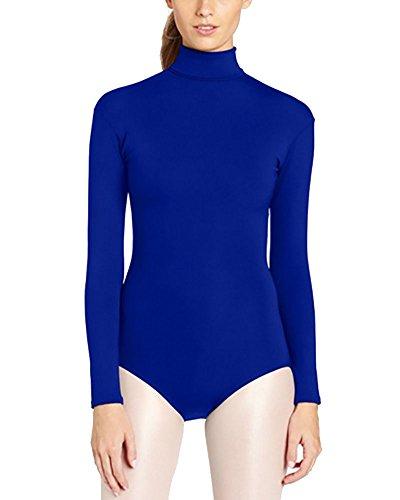 perkostüm Halloween Kostüm Bühnenaufführung Overall Bodysuit Blau L (Herren Blau Zweite Haut Für Erwachsene Kostüme)