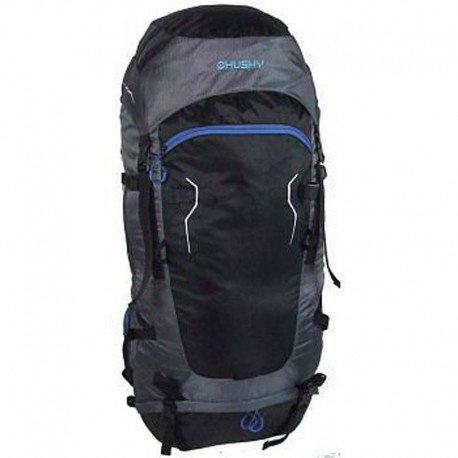 Husky RANIS 70 L BLACK Hiking Backpack Trekking Rucksack ...