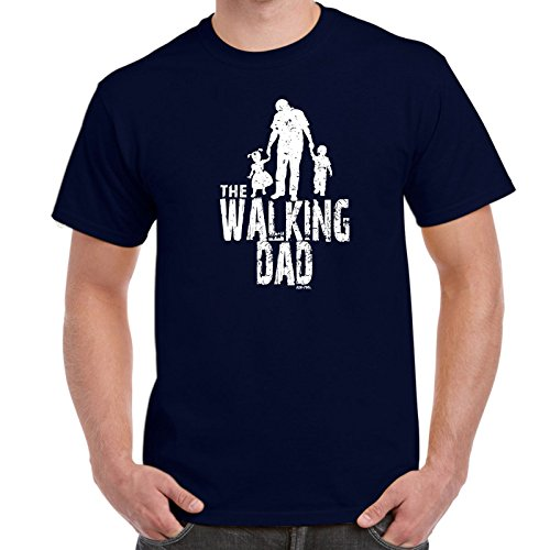 Herren t-shirt Walking Dad-Walking Dead Inspired lustige shirts fun shirt Perfektes Geschenk für geliebte Mens Funny T Shirts