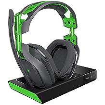 ASTRO Gaming A50 - Auriculares con micrófono inalámbricos + estación base con sonido envolvente Dolby 7.1