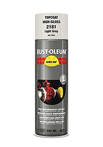 RUST-OLEUM 2181 Hard Hat Topcoat Ral-Colours, The Nr. 1 Industrial