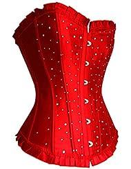 SZIVYSHI Overbust corset bustier top