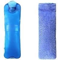 Sichere PVC lange Heißwasserflasche halten warme/warme Hände Hot Therapies 2.0 Liter (blau) preisvergleich bei billige-tabletten.eu