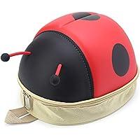 67c98640fe8e4e shiliqiang kids backpack coccinella beetle zaino scuola materna per bambini  scuola 3D borse da viaggio dei