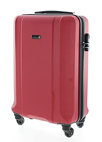 Set Trolley - Pianeta / Boston Trolley Bagage Valise Coque
