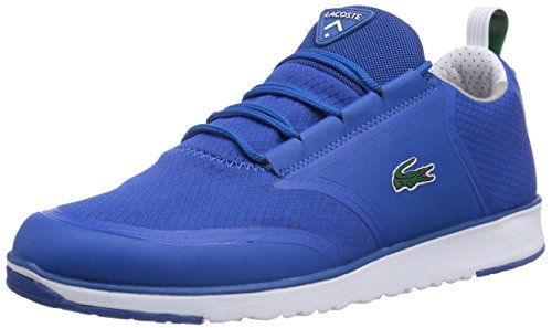Lacoste Herren L.Ight LT12 Low-Top Blau BLU 11C, 44 EU