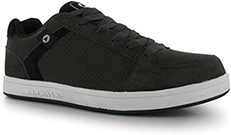 Airwalk Brock Herren Skate Schuhe Turnschuhe Freizeit Sport Schnuer Sneaker