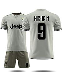 size 40 72698 70b08 KLEDDP Short T-Shirt à Manches Courtes Juventus Maillot 18-19 Maillot d