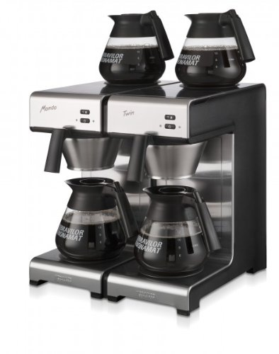 Bonamat Kaffeemaschine Mondo Twin - 230 V thumbnail