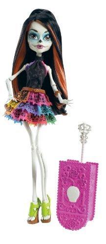 Monster High Scaris City Of Frights Doll Skelita Calaveras by Mattel (English Manual)