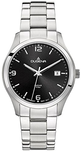 Dugena Unisex Adult Analogue Automatic Watch with None Strap 4460692