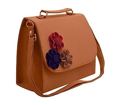 570c4de080 BFC Women s Synthetic Handbag  Amazon.in  Shoes   Handbags