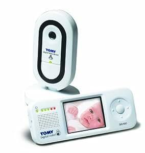 tomy srv400 digital baby monitor baby. Black Bedroom Furniture Sets. Home Design Ideas