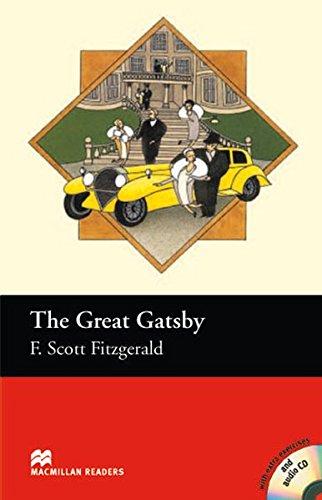 The Great Gatsby: Lektüre mit 2 Audio-CDs (Macmillan Readers)