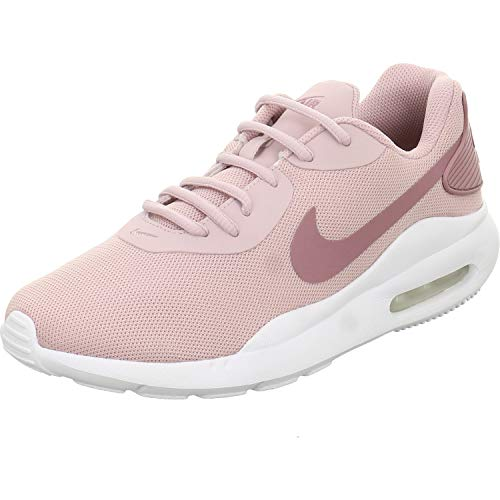 Nike Damen WMNS Air Max Oketo Leichtathletikschuhe, Mehrfarbig Chalk/Plum Dust 000, 41 EU (Nike Frauen Schuhe, Lila)