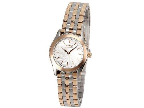 BWC Damenuhr Uhren Exklusive Uhr 20039.52.37
