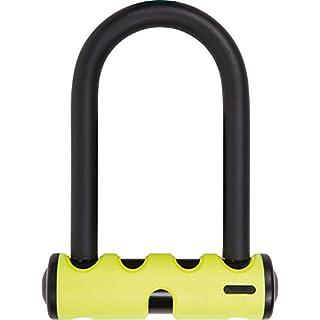 ABUS 40/130HB140 U-Mini U-Lock - Yellow, 143/80/15 mm