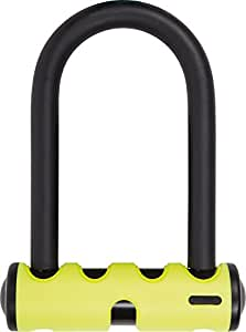 ABUS 40/130HB140 U-Mini U-Lock - Yellow, 143/80/15 mm