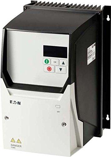 Eaton 169359 Frequenzumrichter, 3-/3-phasig 230 V, 18 A, 4 kW, Vektorsteuerung, EMV-Filter, Bremstransistor 4 Kw 18