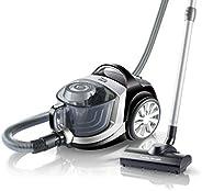 Arnica ET14320 Tesla Premium Toz Hazneli Elektrikli Süpürge, Siyah Gümüş