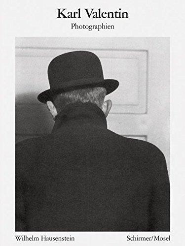 """Photographien: Mit dem Text """"Die Masken des Komikers"""" von Wilhelm Hausenstein"""