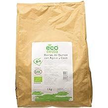 Ecocesta- Bolitas de quinoa con ágave y coco bio, ...
