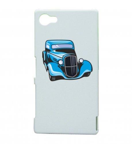 Smartphone Case Hot Rod Sport carrello auto d epoca Young Timer shellby Cobra GT muscel Car America Motiv 9704per Apple Iphone 4/4S, 5/5S, 5C, 6/6S, 7& Samsung Galaxy S4, S5, S6, S