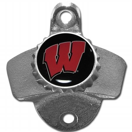 Siskiyou NCAA Wisconsin Badgers Wand montiert Flaschenöffner, 66cm Metall -
