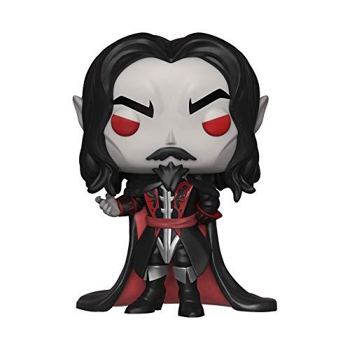 Funko- Pop Vinilo: Castlevania: Vlad Dracula Tepes Figura Coleccionable, Multicolor (38550)