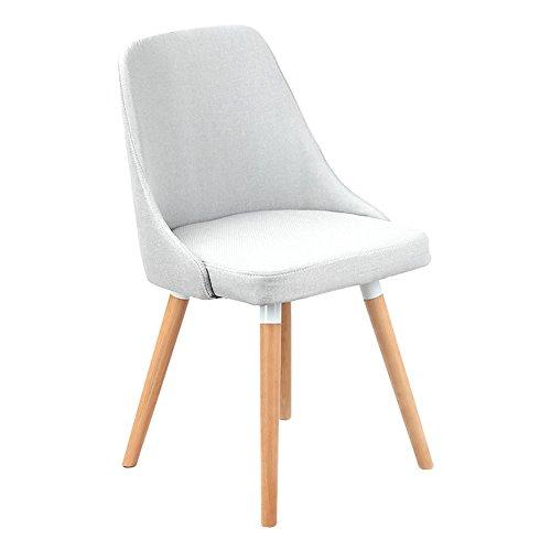 Hong Tai Yang Chaise - chaise en bois massif, chaise de designer contemporain nordique créative, bureau, salon, salle à manger, chaise de cuisine *=* (Couleur : G)