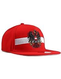 Underground Kulture - Gorra de béisbol - para Hombre Rojo Rosso Taille  Unique 407f9ea2c9b