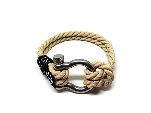nautical-bracelet-by-bran-marion-mens-women-anchor-steel-screw-shackles-yellow-nautical-sailor-rope-