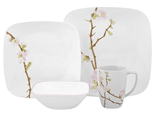 corelle-cherry-blossom-service-de-table-carre-16-pieces